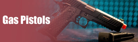 Airsoft Top Gas Pistols