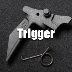 Airsoft PTW Trigger