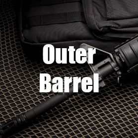 Airsoft AEG Outer Barrel