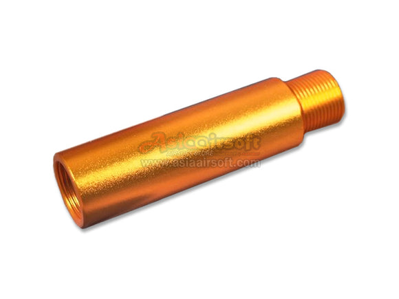 [SLONG] Aluminum extension barrel[-14mm CCW[57mm][Orange Copper]