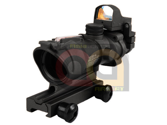 [CN Made] TA31 DOC 4X32 Magnifier Scope with mini Reddot [BLK]