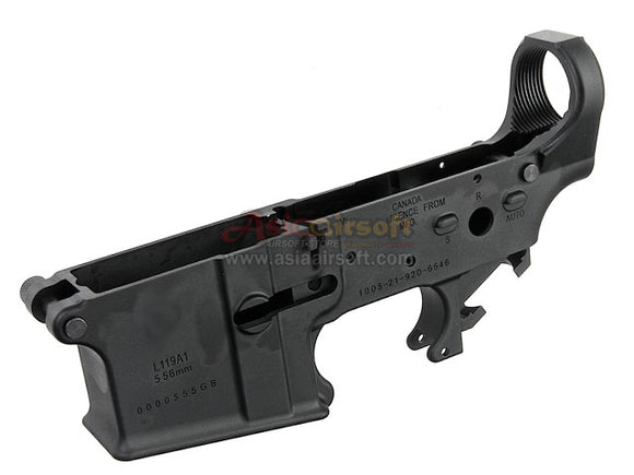 [Alpha Parts]L119 Style Aluminium Lower Receiver[For Systema PTW M4 Series]
