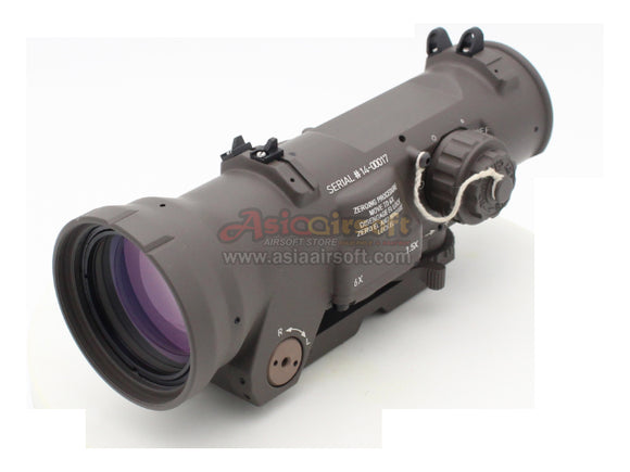 [Evolution Gear] Elcan Specter DR 1.5-6X Scope[Gen. 3][FDE]