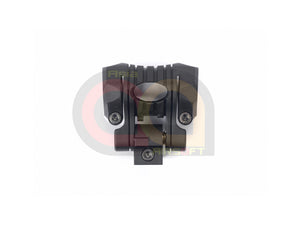 [Element] [OT0424] 25mm 5 Position Flashlight Mount [BLK]