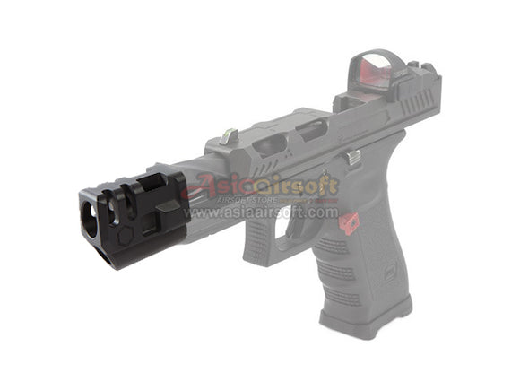 [WE-Tech] G19 GEN3/4 Compensator Kit[BLK]
