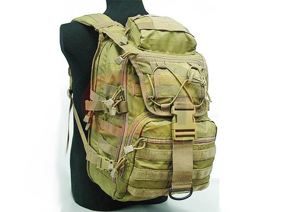 [Combat Gear] Airsoft Molle Patrol Gear Assault Backpack Coyote Brown