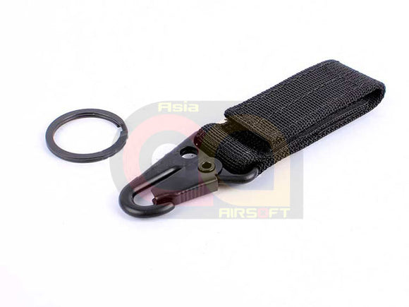 [Army Force] Tactical Key Buckle Type B [BLK]