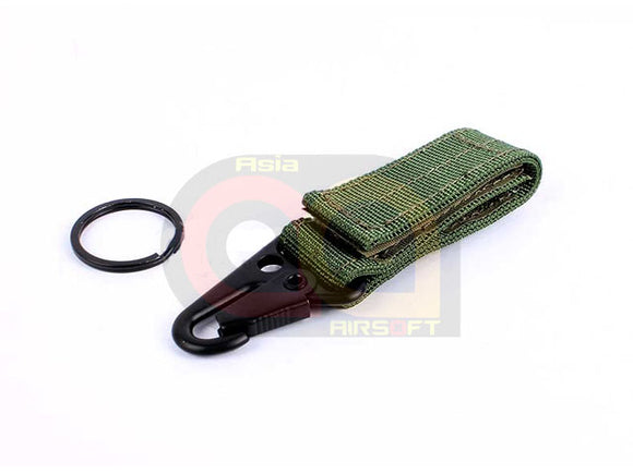 [Army Force] Tactical Key Buckle Type B [OD]