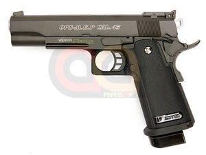 [WE] Hi Capa 5.1 R GBB Pistol Gun [Full Metal, Type Government, With Marking]
