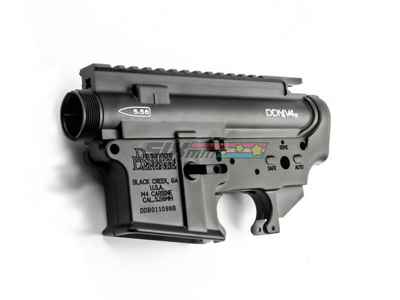 [RA-Tech] 7075-T6 Forged Receiver Daniel Defense MK18 for WE AR series