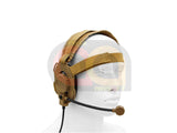 [Z.Tactical] [Item No.: Z029T] ZTactical Bowman Evo III Headset [TAN]