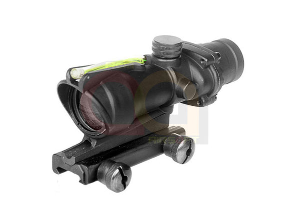 [CN Made] ACOG TA31 Style Real Fiber Glow 4x32 Scope [Green]