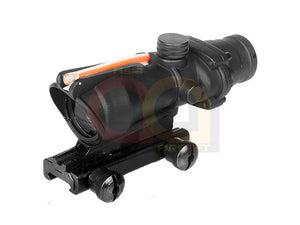 [CN Made] TA31 Style Real Fiber Glow 4x32 Scope [Red]