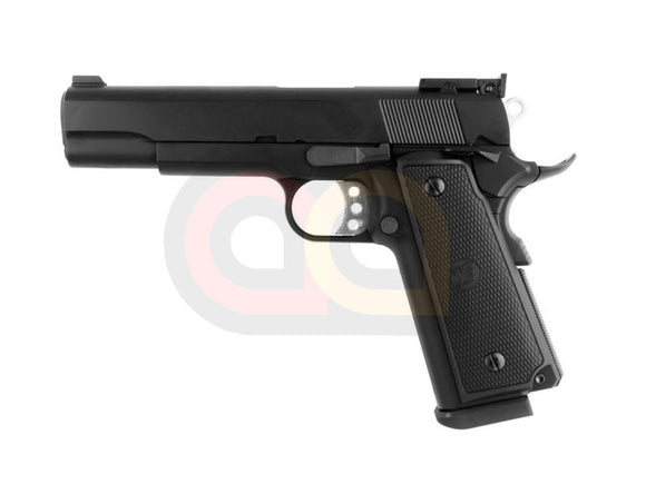 [WE] Fully Metal P14 .45 GBB Pistol [No Marking]