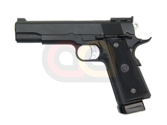 [WE] Fully Metal P14 .45 GBB Pistol [CO2 Ver.] [No Marking]
