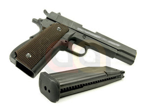 [WE] M1911 Government with HI-CAPA Magazine Version [WithMarking]