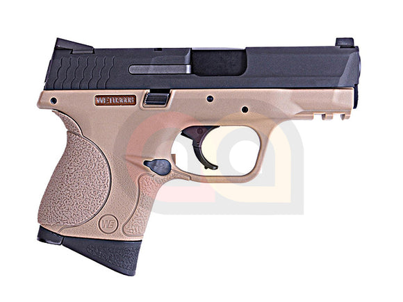 [WE] Toucan GBB Airsoft Pistol Gun [1mag][Mini] [DE]