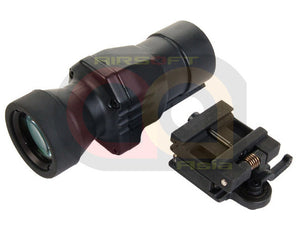 [Army Force] ET Style 4X Magnifier Scope with QD Flip-Up Side Mount