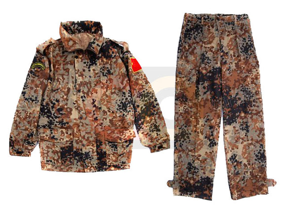 [Combat Gear] Desert Camo BDU [Chinese PLA / 2007 Ver.][Large]