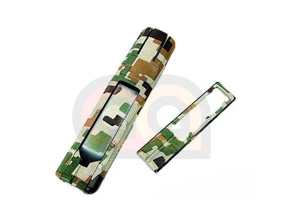 [Energy] TD Battle Grip Rail Cover w/Switch Pocket[Marpat Camo]