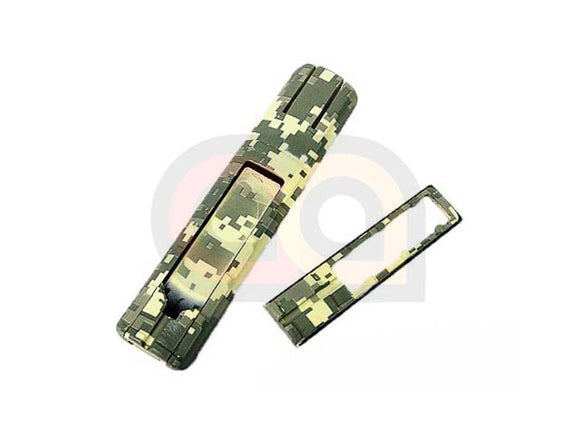 [Energy] TD Battle Grip Type Rail Cover w/ Switch Bucket ACU Camo