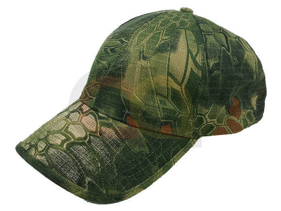 [IdiotTailor] Tactical Baseball Hat Cap [MDE Camo]