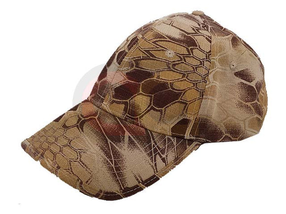 [IdiotTailor] Tactical Baseball Hat Cap [HLD Camo]
