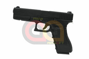 [Meister] Full Metal Model 17 GBB Pistol [BLK]