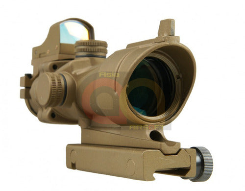 [CN Made] 4X32B Tactical Scope with Mini Doc. [Gold]