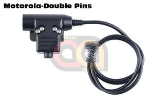 [Z.tactical] PTT U94 for Motorola [Double Pins]