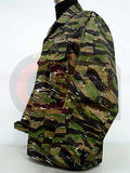 US Airsoft Tiger Stripe Camo BDU Uniform Shirt & Pant L
