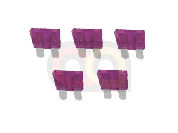 [FCC] 35A Fuse for Training Weapon MOSFET[5pcs/Set]