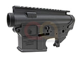 [RA-Tech] C.W.S CNC Forged Receiver for WE M4/M16 GBB[BLK]