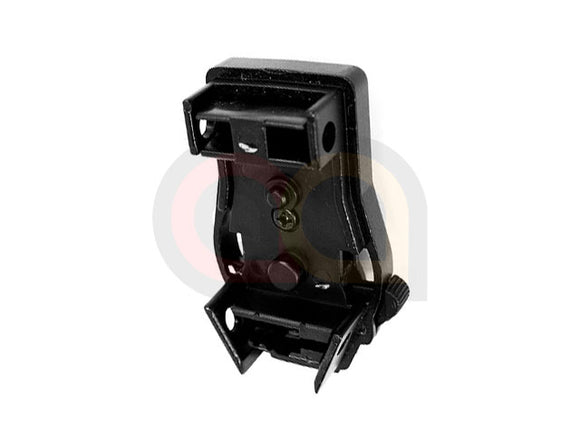 [WELL] R4 MP7 Airsoft AEP Rear Metal Plate Cover[BLK]