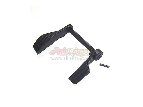 [WELL]Ambi Safety Selector Lever[For Well R4 Airsoft AEP]