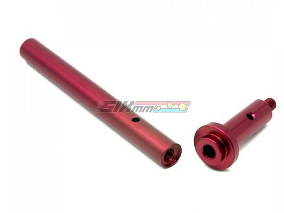 [AIP] Aluminum Recoll Spring Rod For Hi-capa 5.1 [Red]
