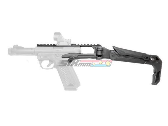 [Action Army] Polymer Plastic Folding Stock[For AAP-01 GBB Series]