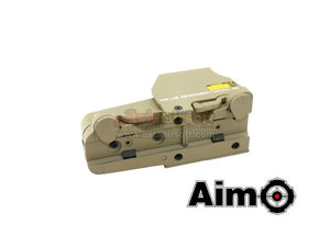 [Aim-O] 553 Red/Green Dot Holosight [Tan]