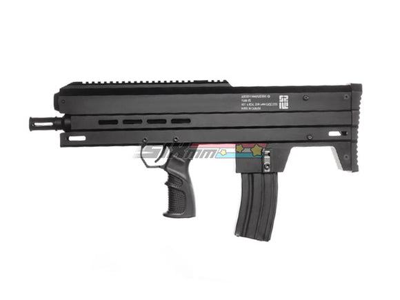 [Airsoft Innovations] FLAK-5 GAS POWERED SUPER SHOTGUN [BLK]