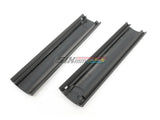 [CYMA] KAC 20mm Rail Covers[2pcsSet][BLK]