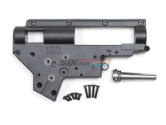 [E&C] QD Transform 8mm GearBox Shell Ver.2 for M4 Series