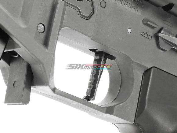[King Arms] 9mm PDW SBR Airsoft AEG SMG[M-Lok Ver.][BLK]
