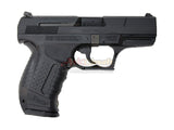 [WE-Tech] P99 Combat Gas Blowback Pistol[BLK]