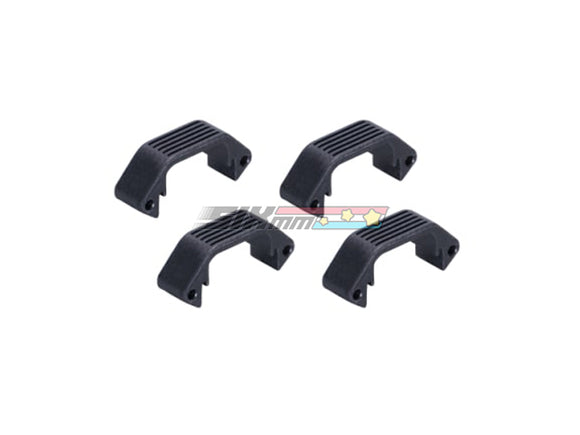 [ARES] M4 Handguard Half Unit [4pcs][1set] [BLK]