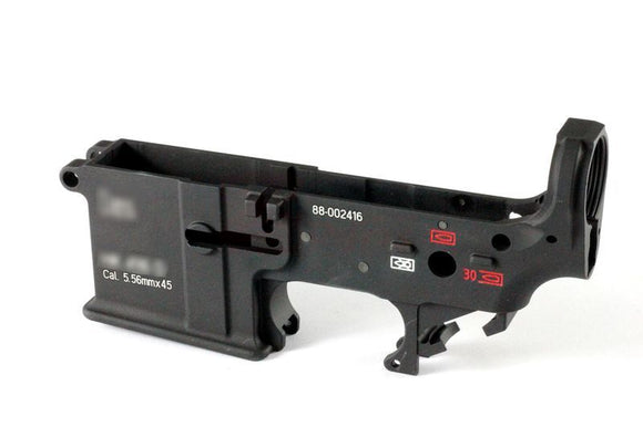 [Z-Parts] Alloy Lower Receiver Set for SYSTEMA 416 AEG