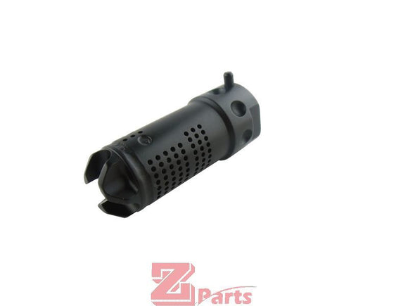 [Z-parts] 3-Prong MAMS Type KAC QDC Steel Flash Hider