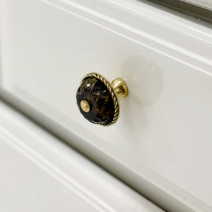 Edgewood Faceted Knob