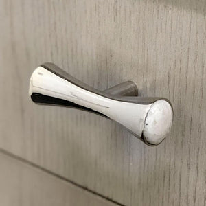 "Tomlin 4"" Custom Pull - Polished Nickel"