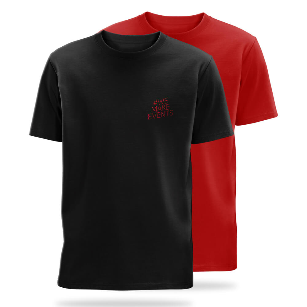#we make events embroidered t-shirts