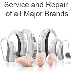 Behind the ear Hearing Aid Device Retailer Repair Townsville Supplier